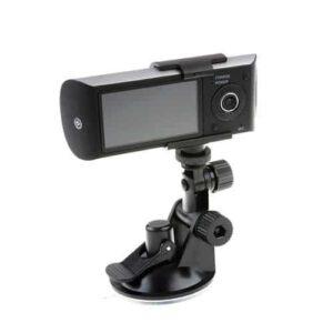 מצלמת HD לרכב עדשה כפולה