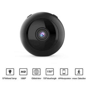 מצלמה זעירה עם אפליקציה